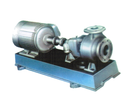 IH type anti-corrosion pump